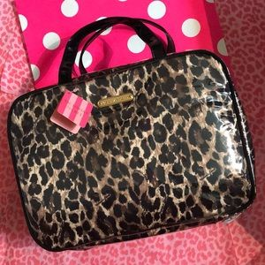 Gorgeous Collectible Leopard Makeup Bag